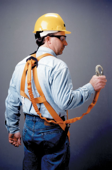 Miller Titan™ Harness/Lanyard Combos_1