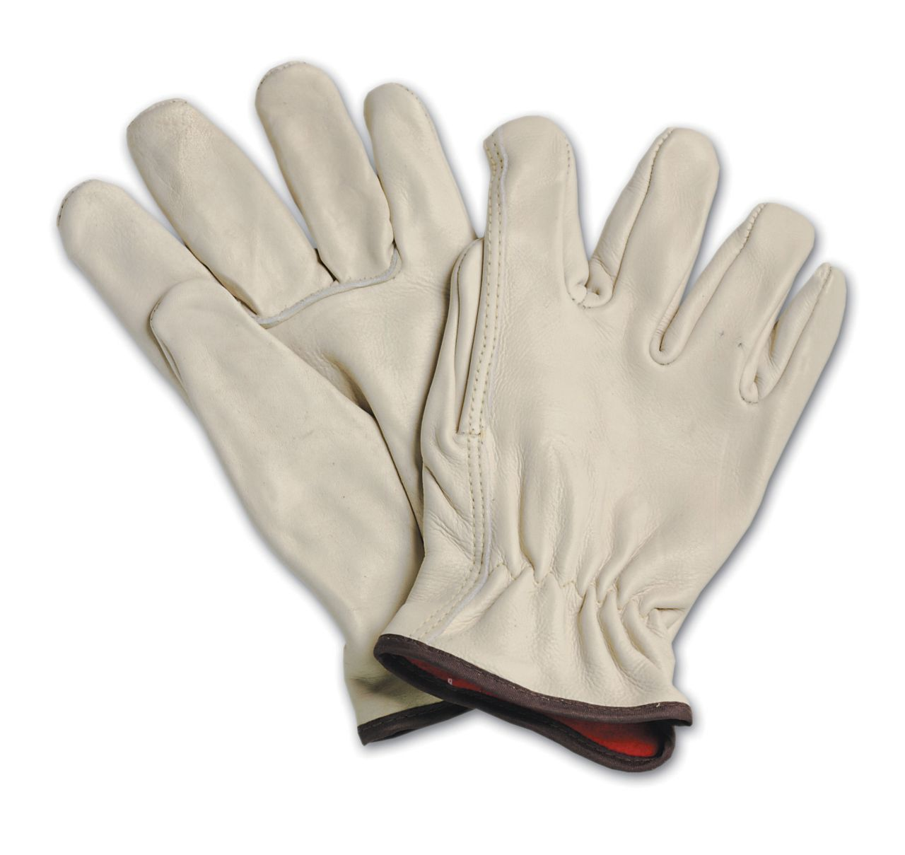 Cow Grain Leather Driver Glove