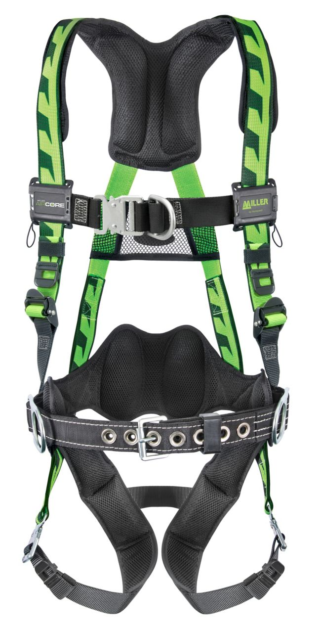 Miller AirCore Front D-ring Harness_4