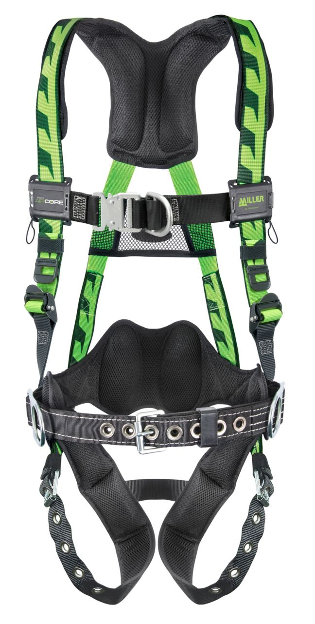 Miller AirCore Front D-ring Harness_7