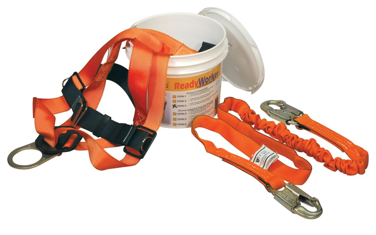 Titan II ReadyWorker™ Fall Protection Kits_2