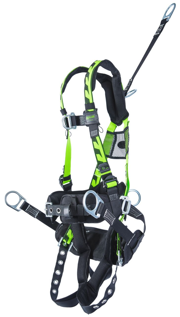 Miller AirCore Oil & Gas Harness_9