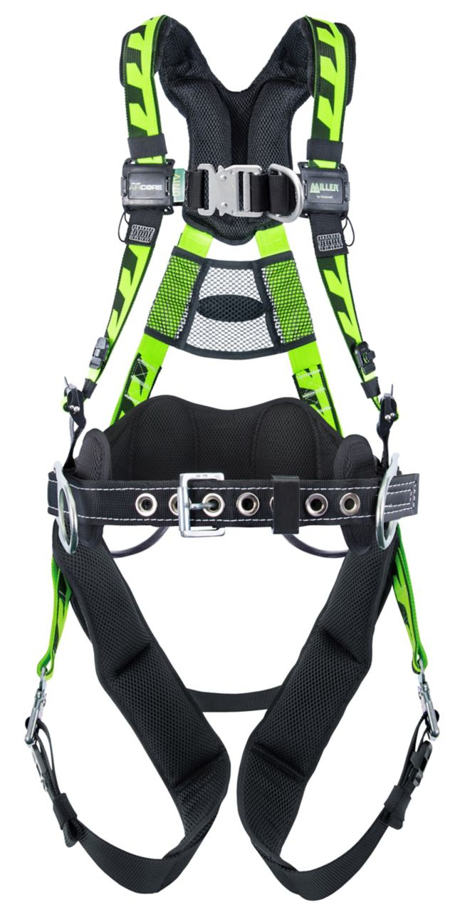 Miller AirCore Harness for Tower Climbing_5