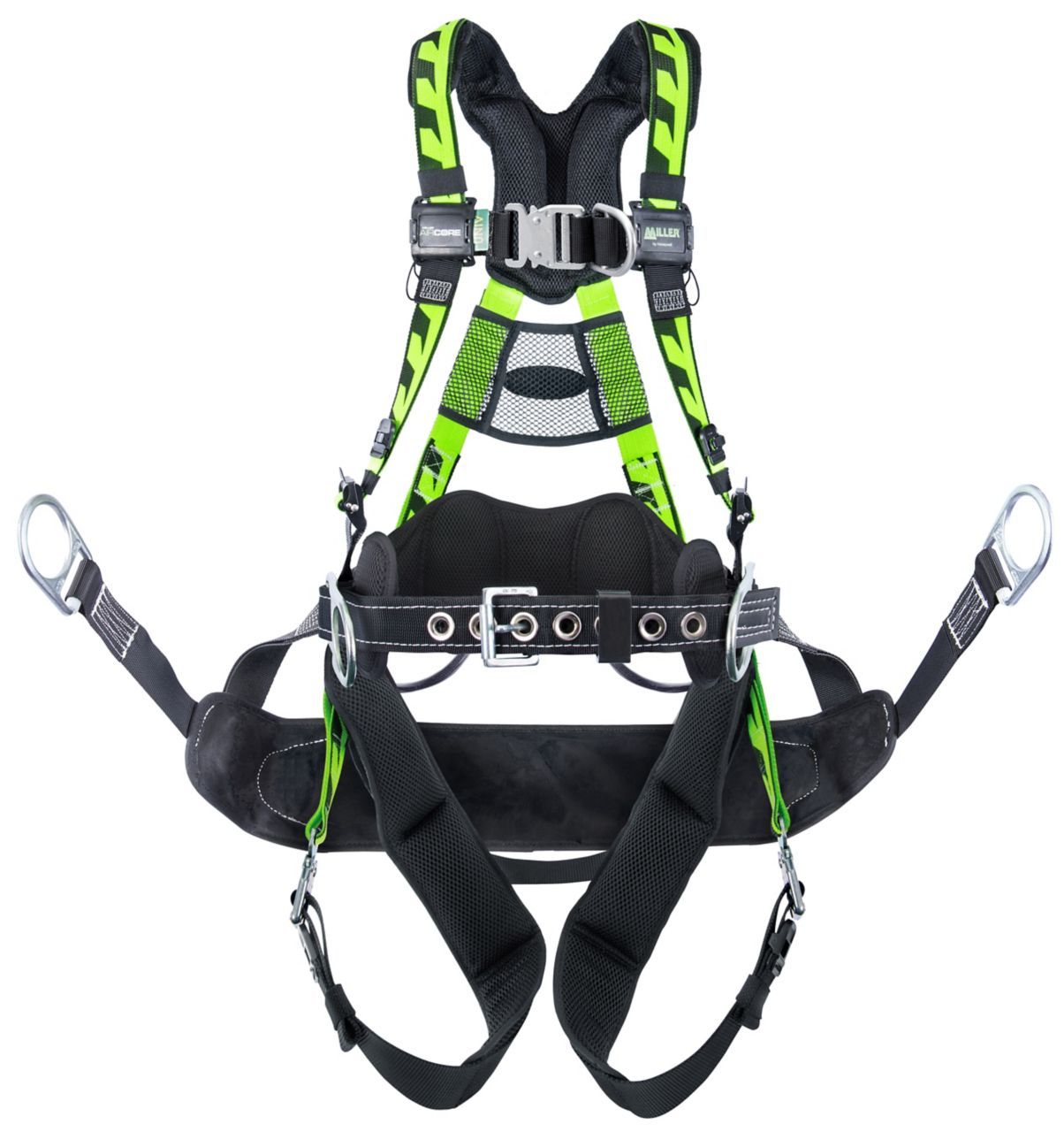 Miller AirCore Harness for Tower Climbing_7