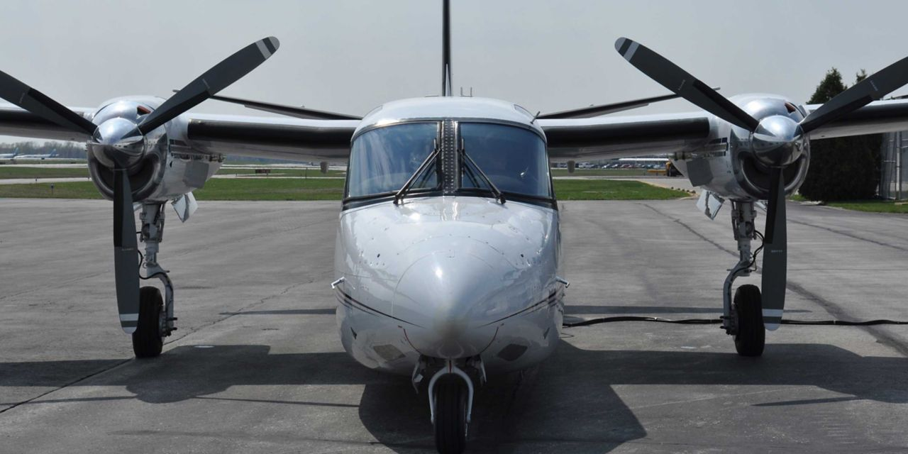 National Flight Services Twin Commander