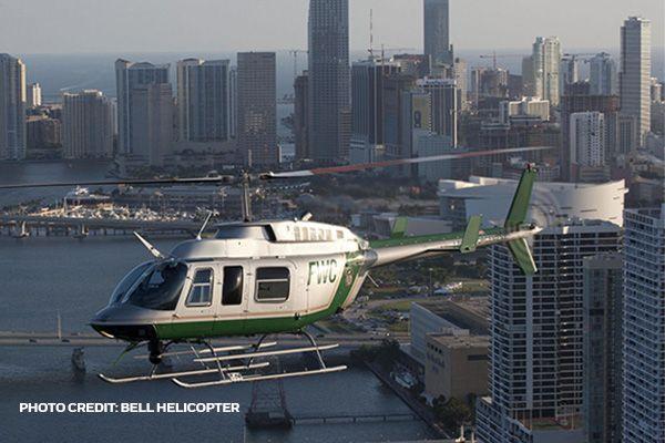 ADS-B Bell206 Florida