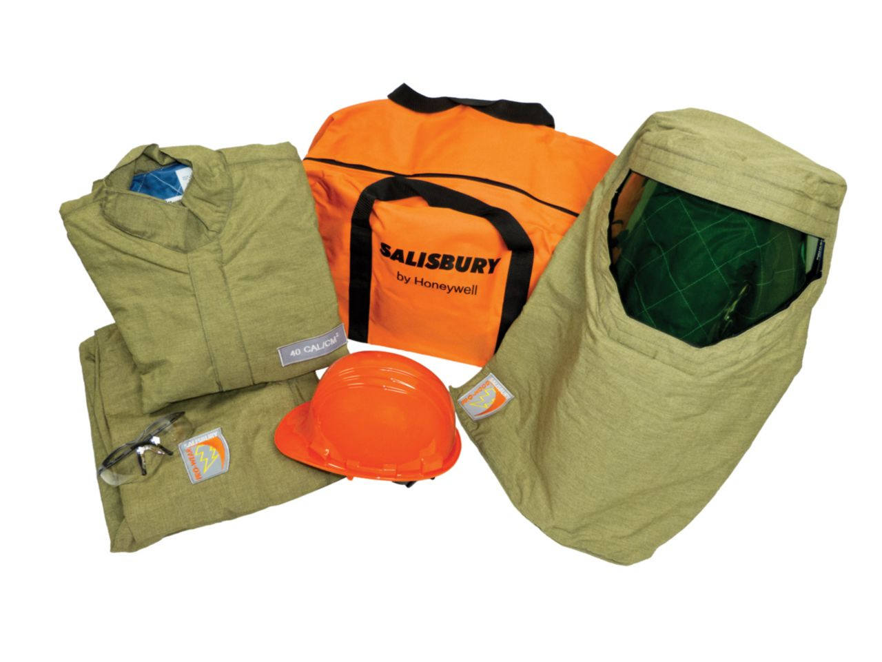 Salisbury Premium Light Weight PRO-WEAR® Arc Flash Kit 40 cal/cm2_1