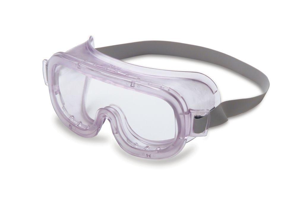 HONEYWELL UVEX S3970DF Honeywell Clear Protective Goggles Anti-Fog,
