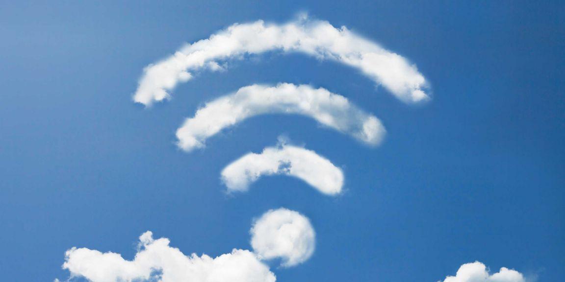 WiFi Clouds