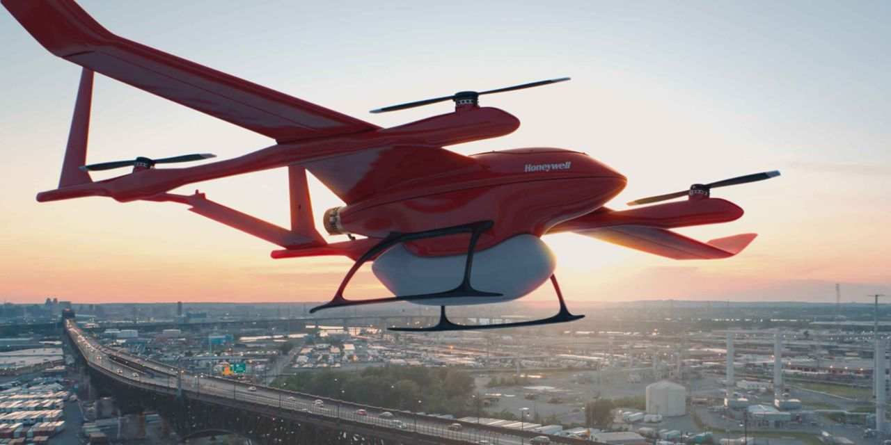 Small Port Drone Delivery