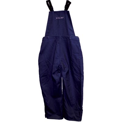 Arc Flash Protection Bib Overalls - ACB2030BL_1