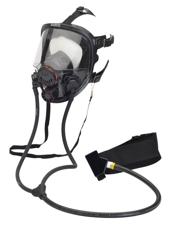 CF2000 Series Supplied Air for Tight Fitting Facepieces