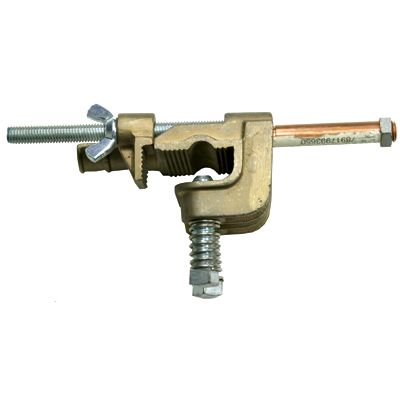 Clamp with Contact Stud