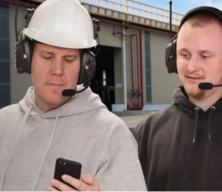 Active & Communication Headsets