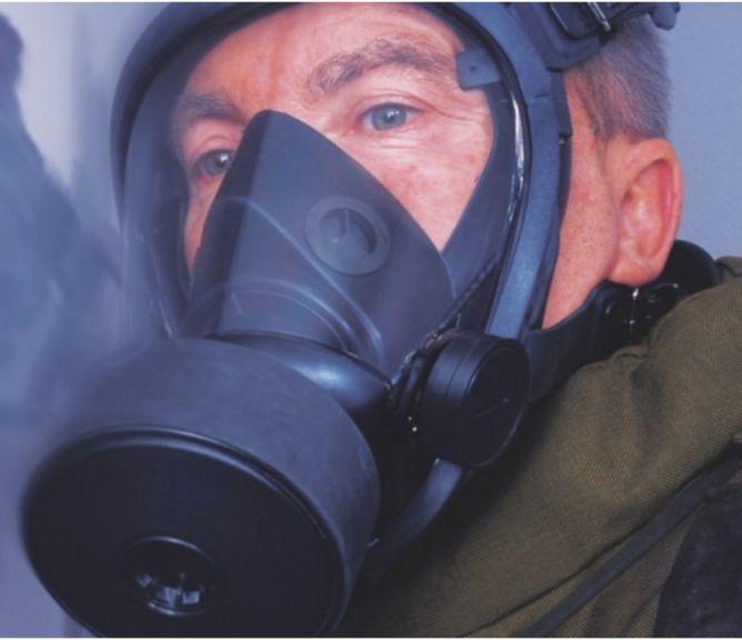 Gas Vapors Smoke