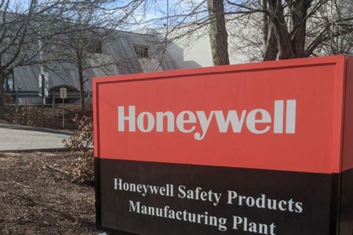 Honeywell Rhode Island Facility