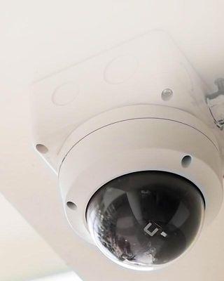 Honeywell video surveillance camera