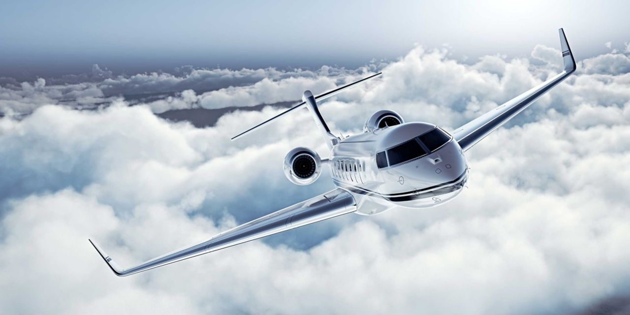 Luxury bizjet