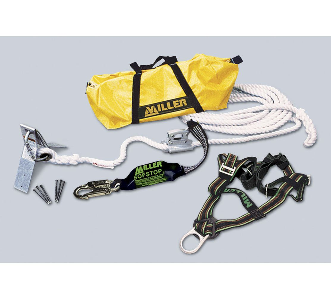Miller Roofing Fall Protection Kits