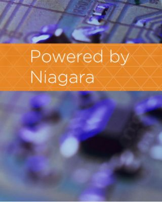 Powered by Niagara