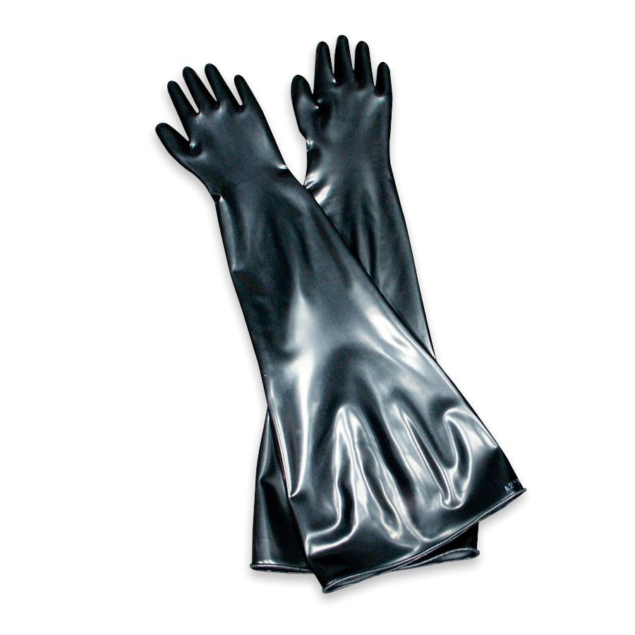 Neoprene Glovebox Gloves - 5N3032_1