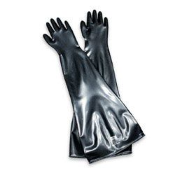 Neoprene Glovebox Gloves - 8N3032A