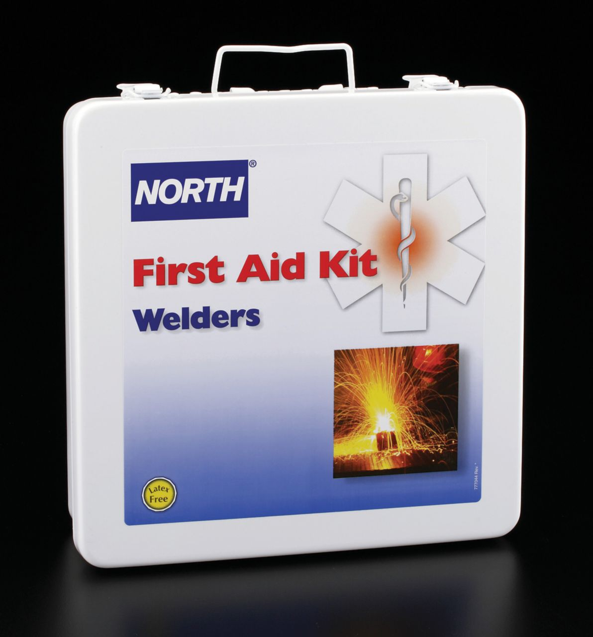 Welders First Aid Kit, Metal_4