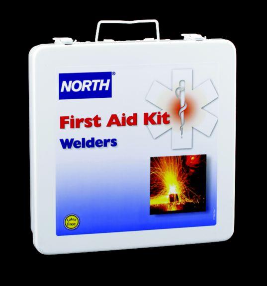 Welders First Aid Kit, Metal