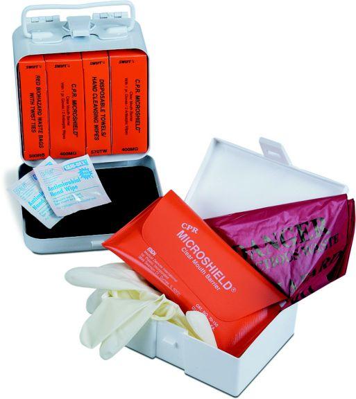 CPR Kit - metal