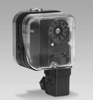 Kromschroeder DG pressure switches for gas_2