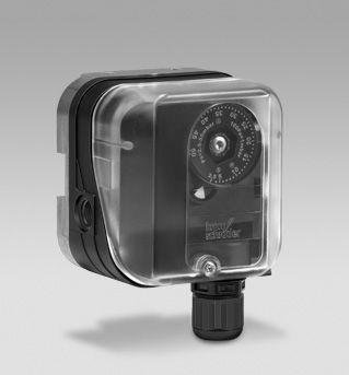 Kromschroeder DG pressure switches for gas_4