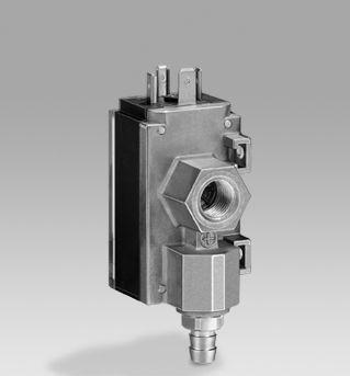 Kromschroeder DG..C pressure switches for gas_3