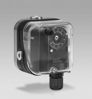 Kromschroeder DG pressure switches for gas_3