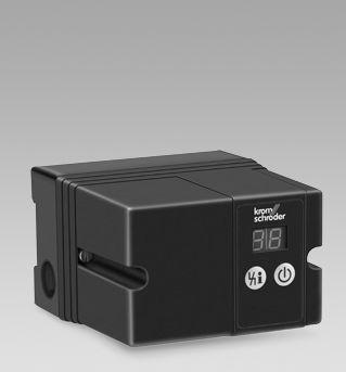 Kromschroeder IFD 244 burner control unit
