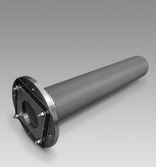 Kromschroeder SER-C ceramic radiant tube burner