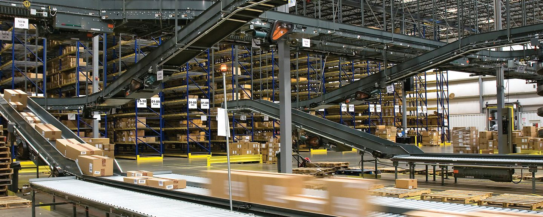 E-Commerce Conveyor