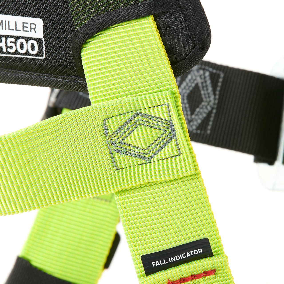 Miller® H500 Harness_4