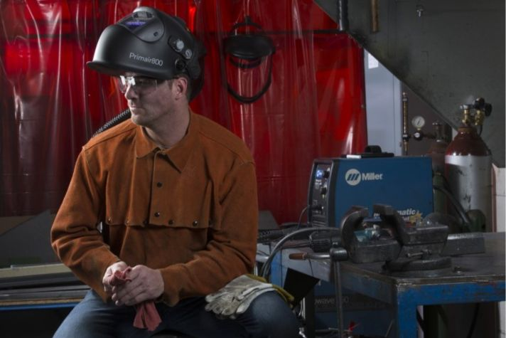 Forging into the Future of Welding. Still a Dangerous Job?