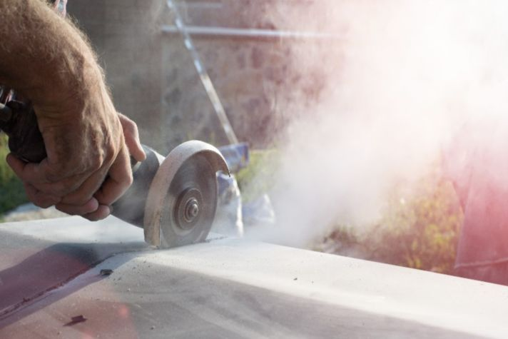How to Reduce Exposure to Respirable Crystalline Silica