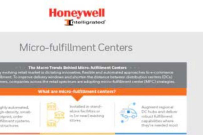 Micro-fulfillment Centers