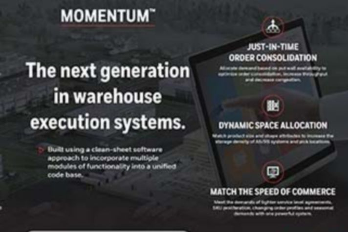 Momentum Warehouse Execution Systems