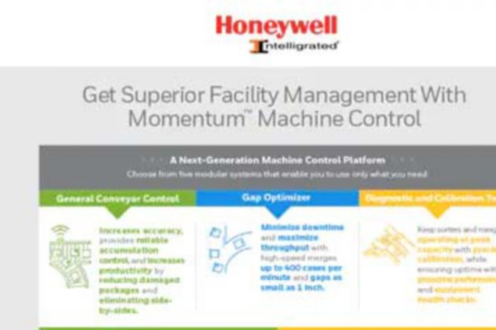 Get Superior Facility Management With Momentum Machine Control