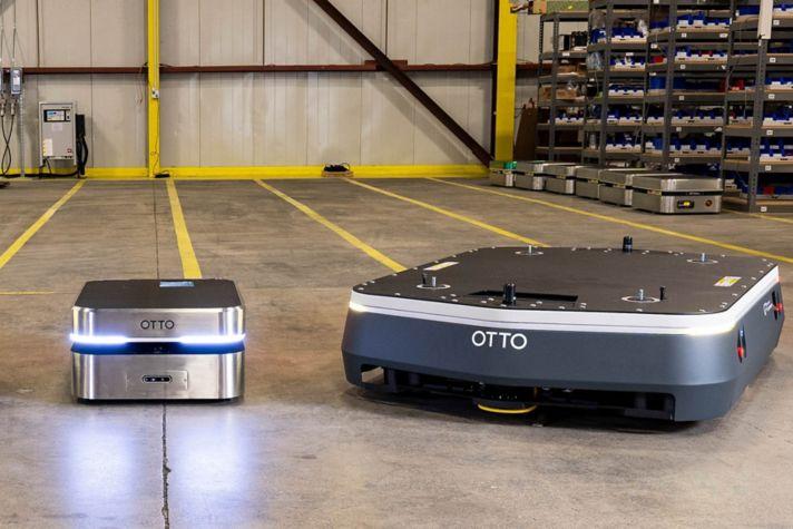 Mobile Robotics Hero Image