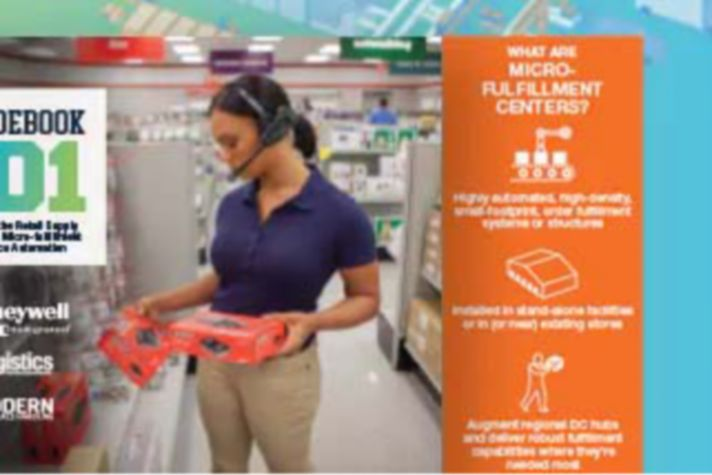 Guidebook 101: Optimize the Retail Supply Chain With Micro-fulfillment and Voice Automation