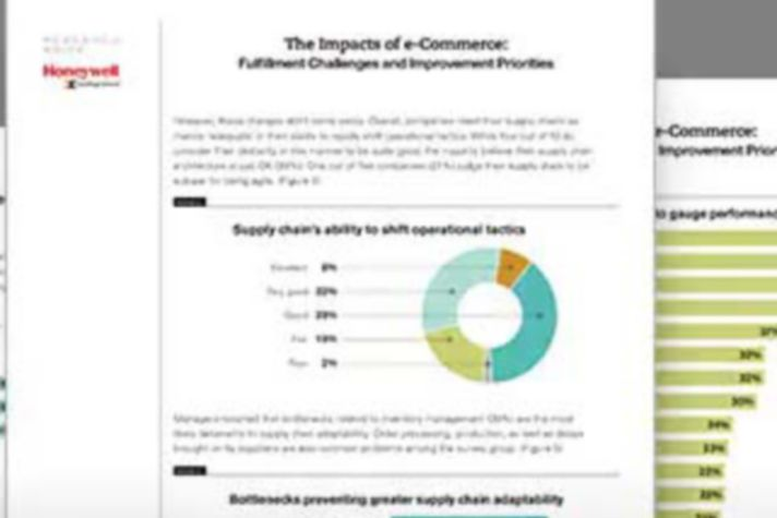 The Impacts of e-Commerce: Fulfillment Challenges and Improvement Priorities
