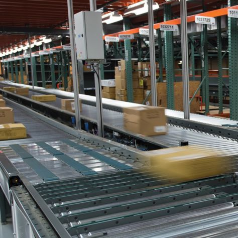 Sortation & Conveyor Systems Feature Image
