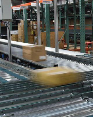 Sortation & Conveyor Systems Hero Image