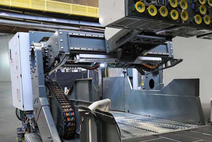 Unloading & Loading Automation Technologies Hero Image