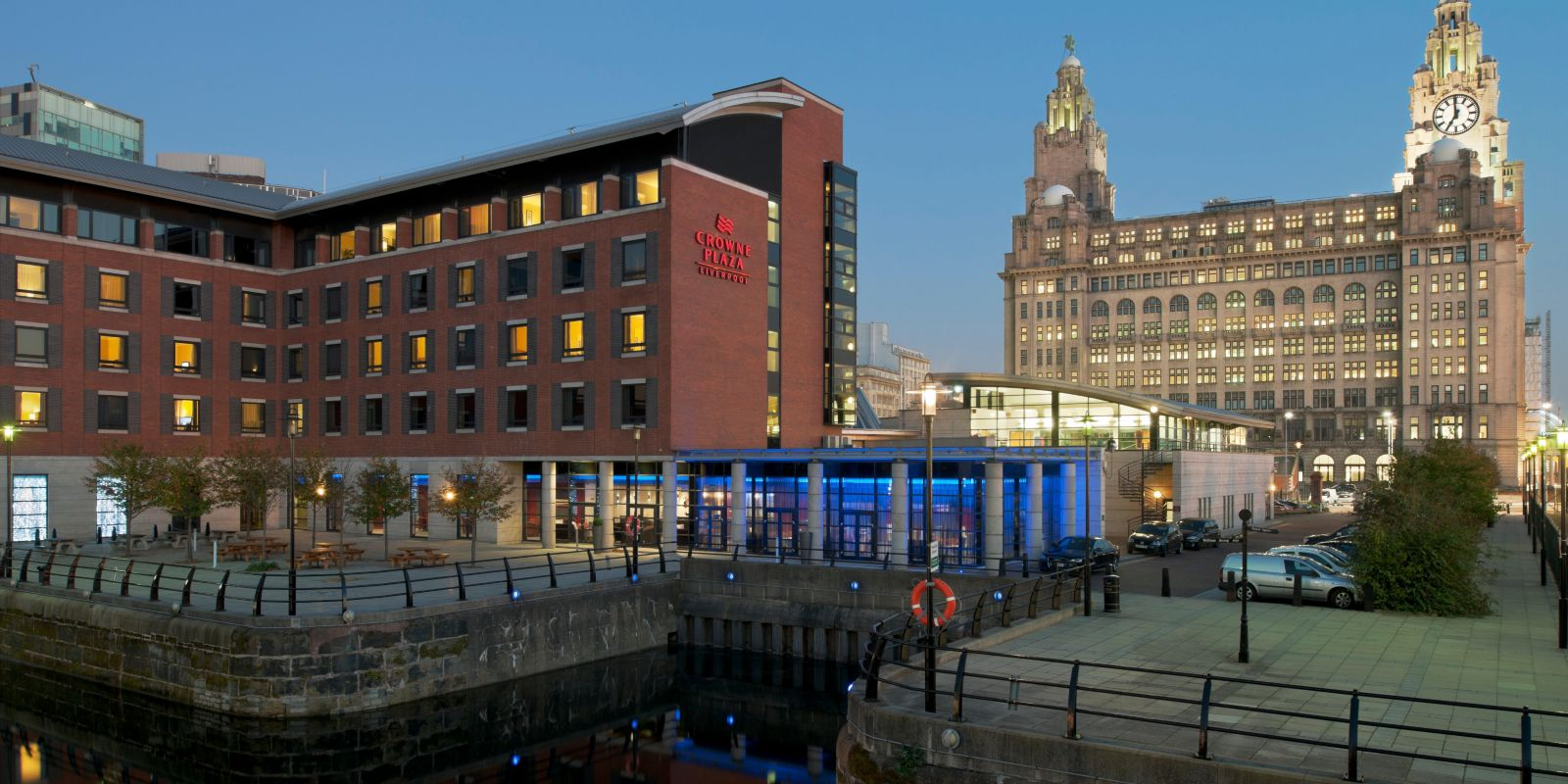 Hotels Near Bt Convention Centre Liverpool