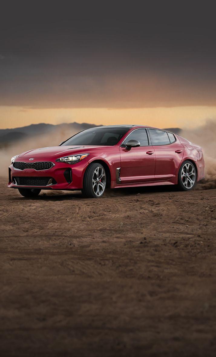 2021 Kia Stinger Sports Sedan Pricing Features Kia